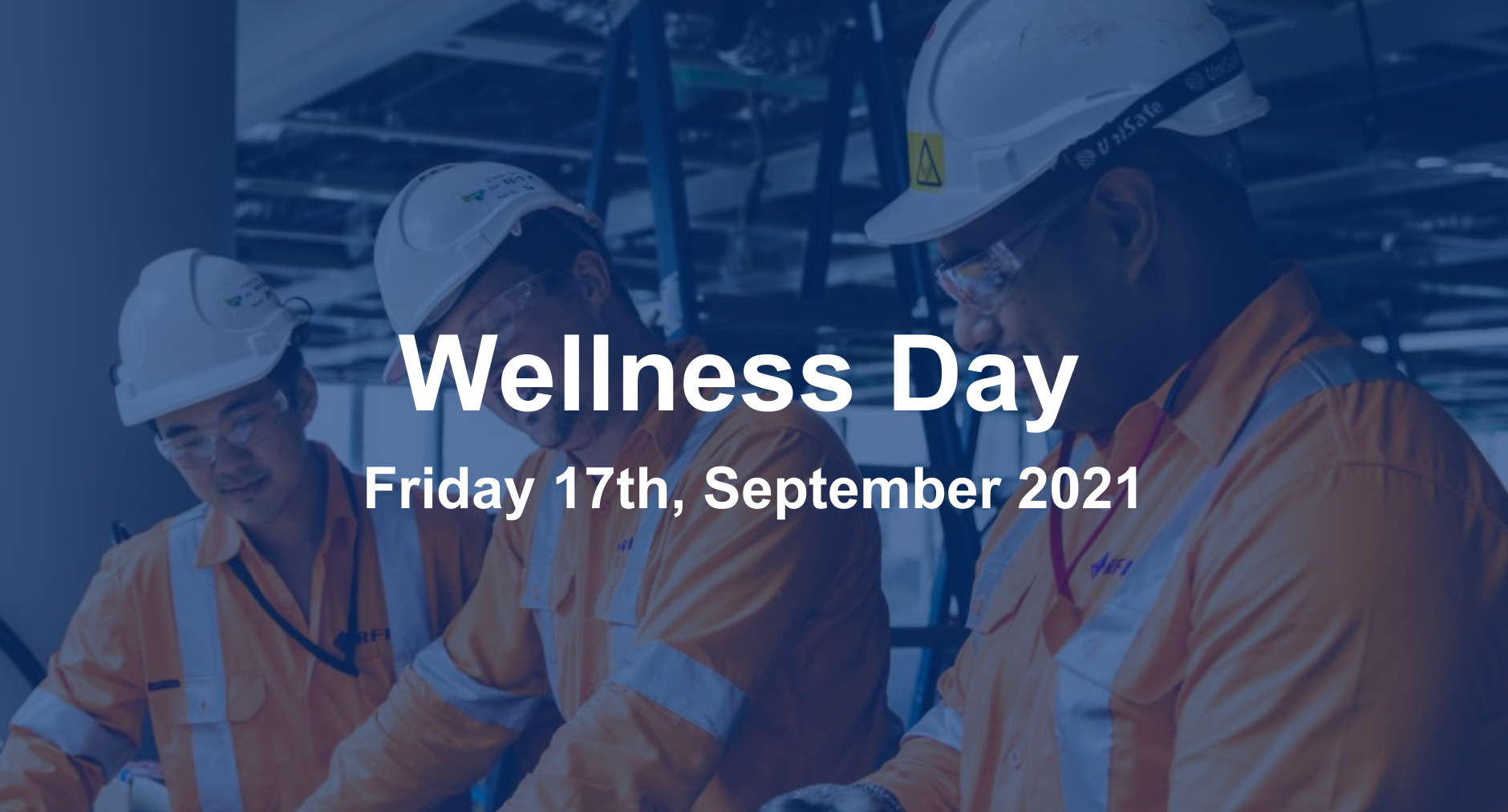 RFI Wellness Day