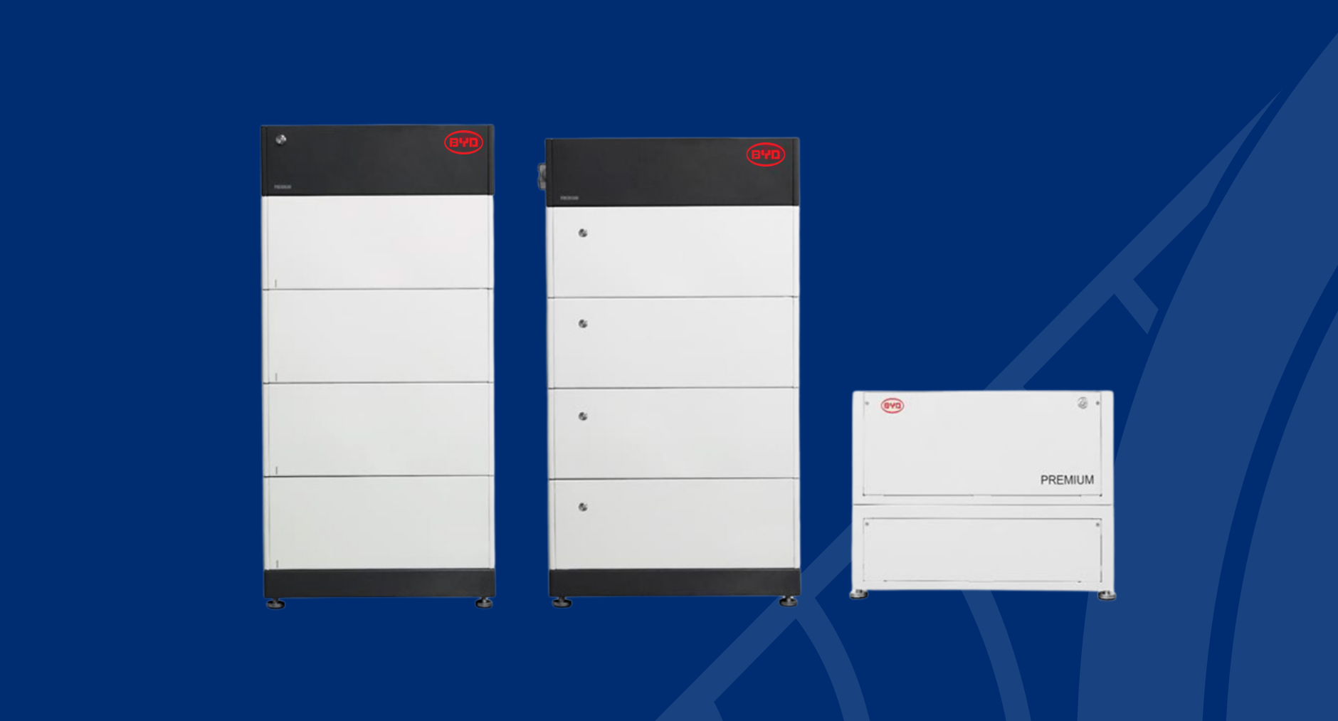 BYD batteries compatible with Fronius Gen 24 solar inverters