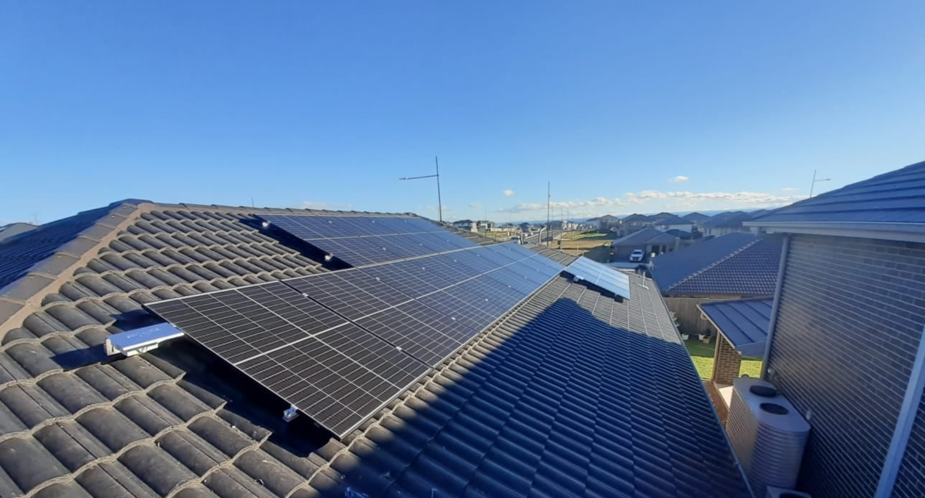 APsystems install by RK Solar